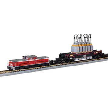 Rokuhan NERV-Evangelion Shiki 800 B2 Beam Transformer Car w/Locomotive T037-3
