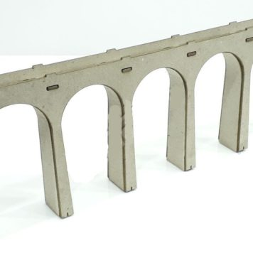 Five Arch Viaduct Kit